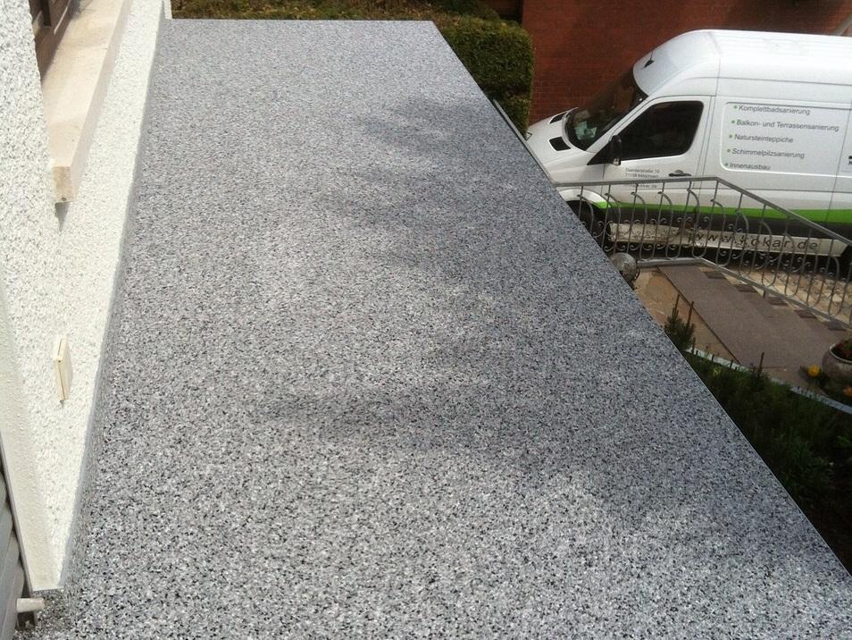 Balkonbelag Stein balkonsanierung | hochwertiger balkonbelag mit beständiger