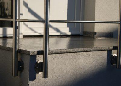 Treppensanierung-Granitbelag